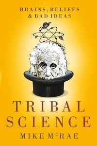 "Cover image ""Tribal Science"""