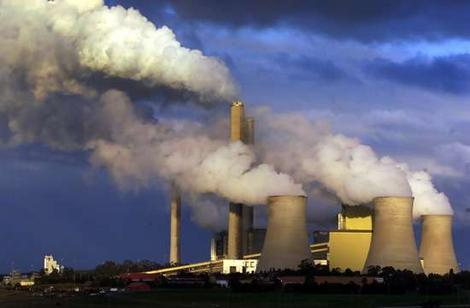 generic coal-fired power station