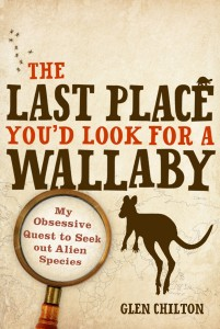 cover of The Last Place You'd Look for a Wallaby