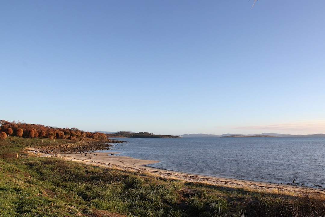 Dunalley Bay