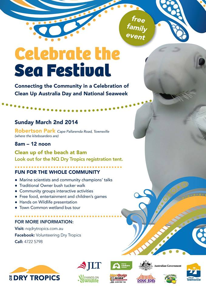 flyer for celebrate the sea 2014