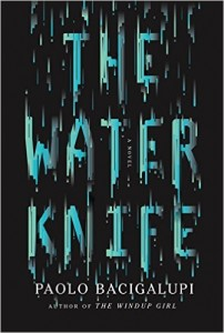 cover of 'The Water Knife'
