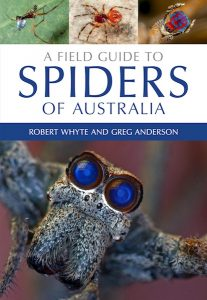 Cover of A Field Guide to Spiders of Australia