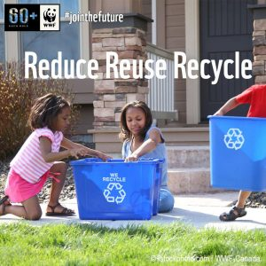 reduce ruse recycle