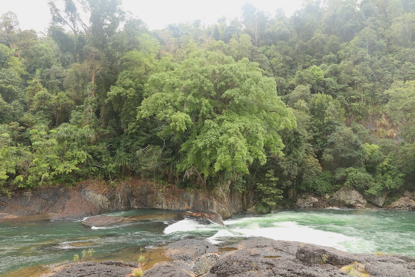 tully gorge