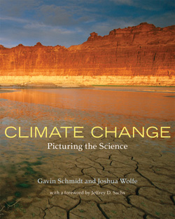 Cover of Climate Change – Picturing the Science