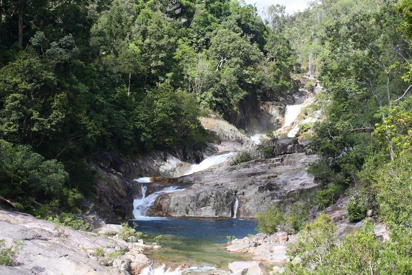 Behana Falls