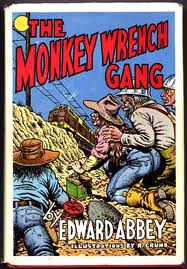 cover of The Monkey Wrench Gang