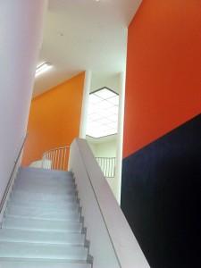 Museum of Modern Art, Frankfurt: Interior