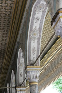 Verandah archways