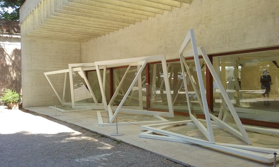 The Norwegian pavilion