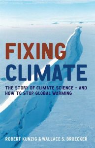 cover of Fixing Climate