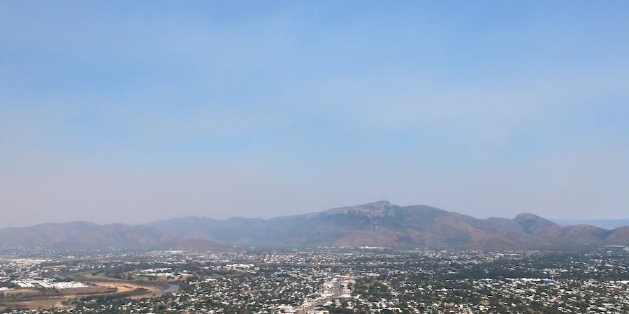 view of Mt Stuart
