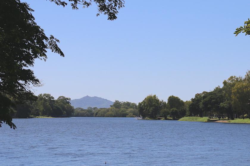 Ross River landscape