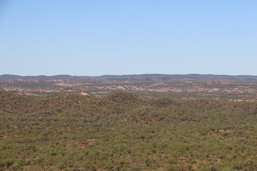 sandstone country
