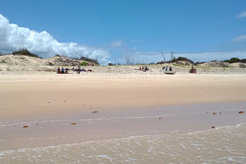 ramsay bay beach
