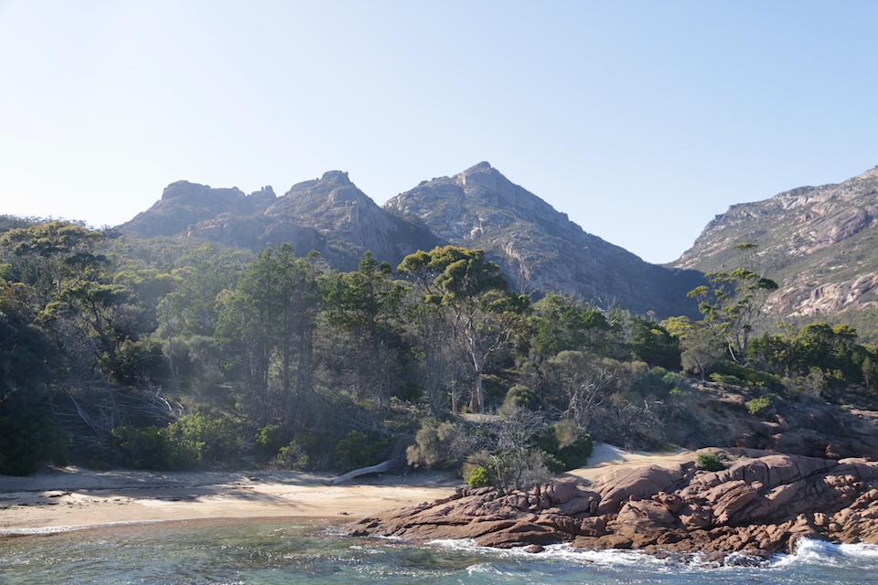 Freycinet peaks
