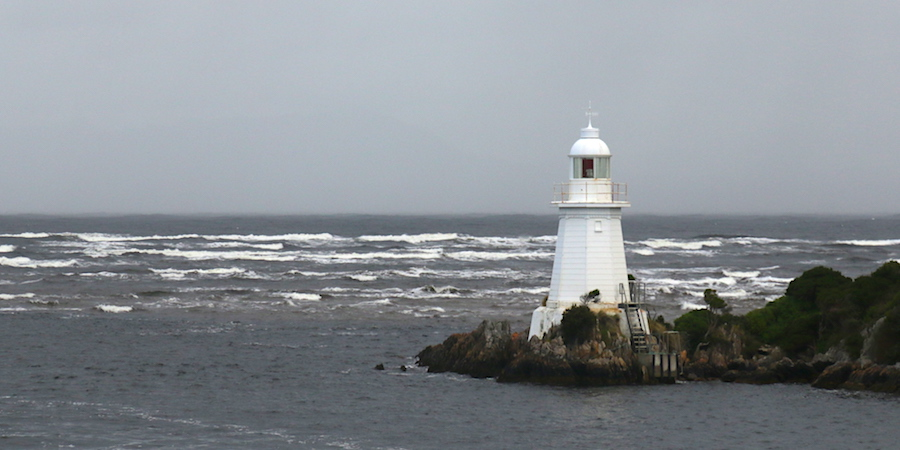 Hells Gates lighthouse