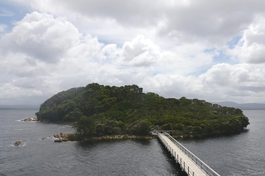 sarah island today