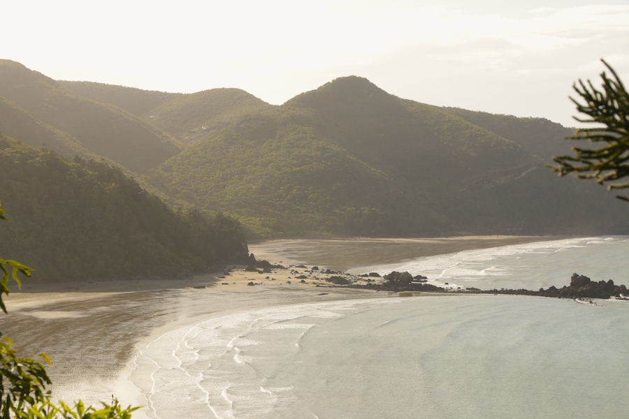 Cape Hillsborough view