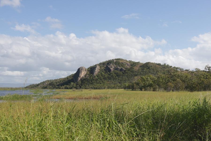 view of Many Peaks Range