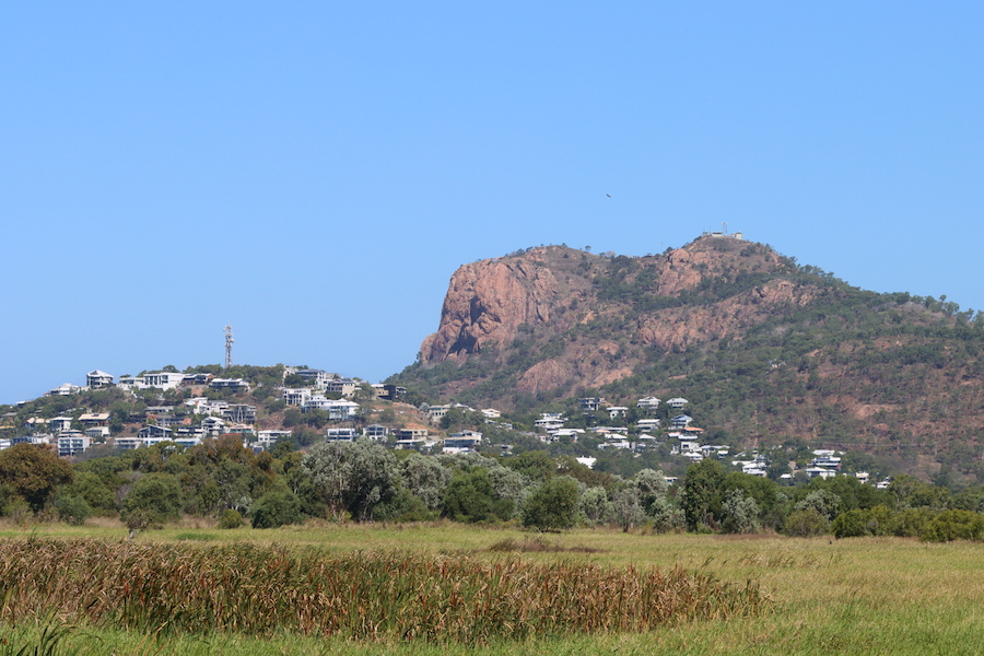 Castle Hill from the Town Common