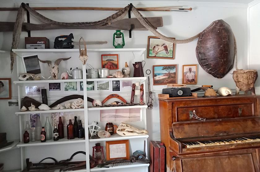 Lions Den museum