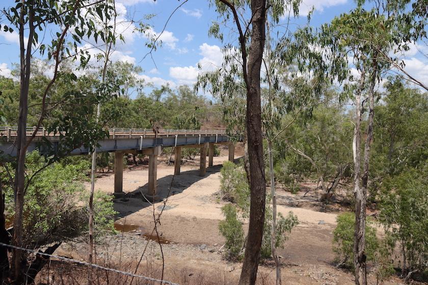 Palmer River bridge