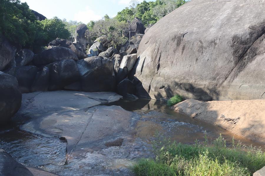 Granite Gorge view